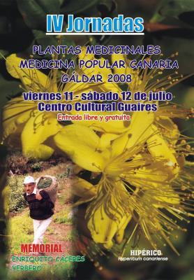 PROGRAMA DE LAS IV JORNADAS DE PLANTAS MEDICINALES