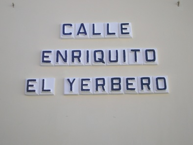 EL DOMINGO 28  DE JUNIO  DEGUSTACION DE AGUITAS EN LA CALLE DE ENRIQUITO CÁCERES EL YERBERO
