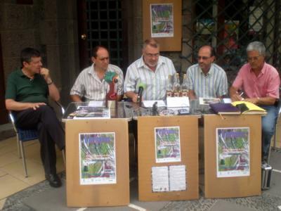 """GALDAR ACOGE ESTE FIN DE SEMANA LAS V JORNADAS DE PLANTAS MEDICINALES MEMORIAL """"ENRIQUITO CACERES""""."""