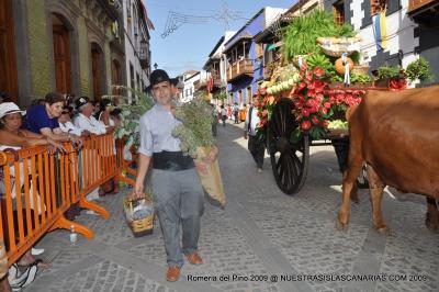 EN LA ROMERIA DEL PINO  2009