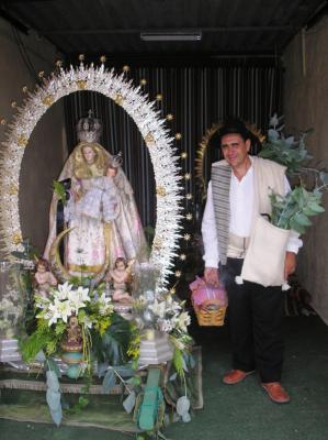AROMAS A PLANTAS MEDICINALES EN LA ROMERIA DEL SOBRADILLO