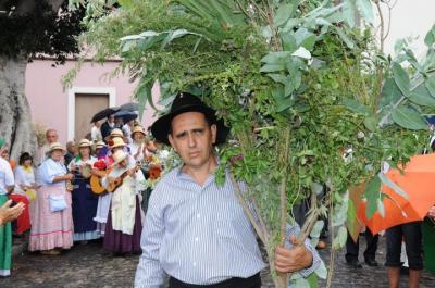 ROMERIA DE LAS MARIAS EN SANTA MARIA DE GUIA