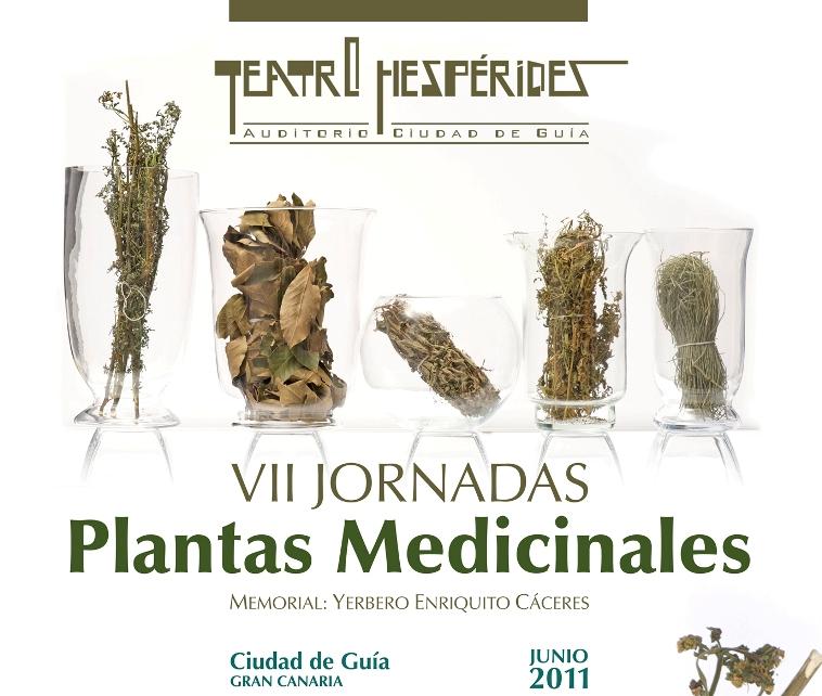 PROGRAMA DE LAS VII JORNADAS DE PLANTAS MEDICINALES