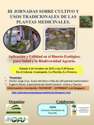 jornada de plantas medicinales